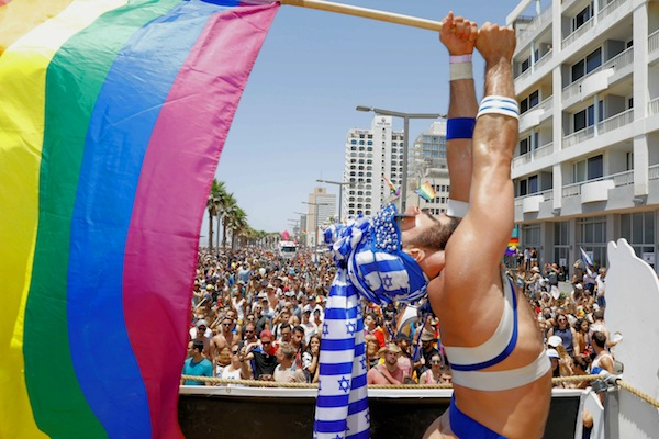 photo - More than 200,000 people attended the Tel Aviv Gay Pride Parade June 9