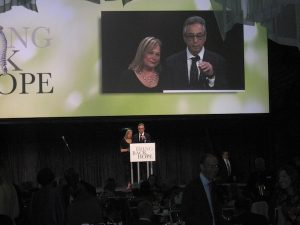 photo - Bring Back Hope co-chairs Nanci and Gary Segal