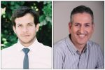 photo - Yonatan Avraham, student ambassador of HUstart, left, and Tamir Huberman of Yissum are two of the four speakers who will be participating in Jerusalem of Gold: Capital of Innovation & Tech on July 16