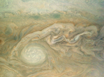 photo - This JunoCam image highlights Oval BA