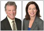 photo - George Heyman, MLA for Vancouver-Fairview, and Selina Robinson, MLA for Coquitlam-Maillardville, were elevated to cabinet