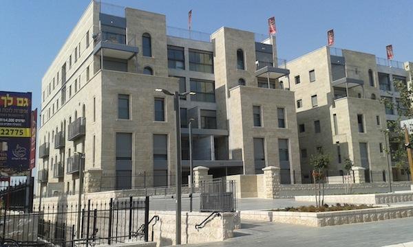 Luxury in Jerusalem