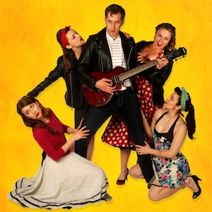 photo - Erika Babins choreographed Awkward Stage's production of Cry-Baby: The Musical!