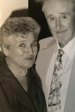 photo - Shirley and Sol Kort