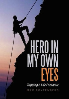 book cover - Hero in My Own Eyes