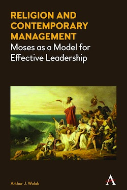 book cover - Religion and Contemporary Management