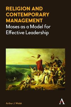 book cover - Religion and Contemporary Management