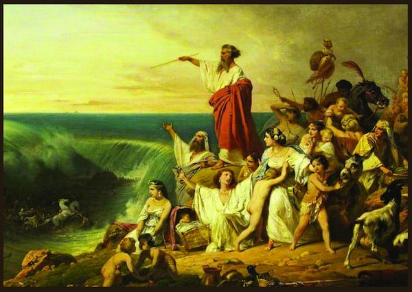 Leadership tips from Moses