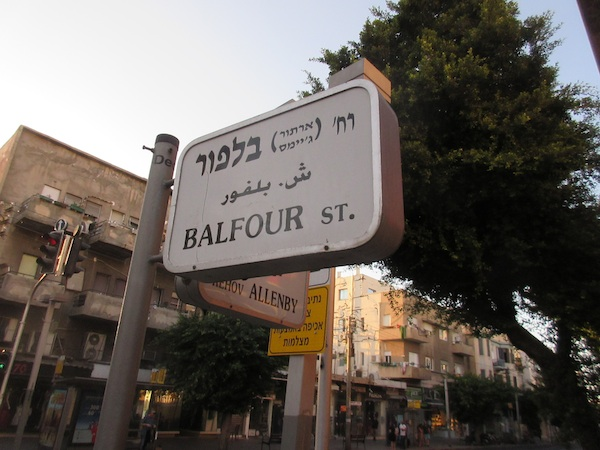 Balfour after 100 years
