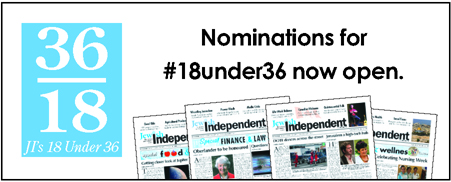 image - Nominations now open for JI's 18 Under 36
