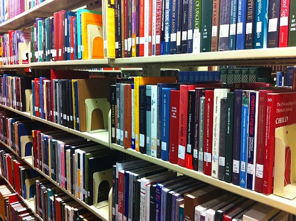 ספריה מתורבת