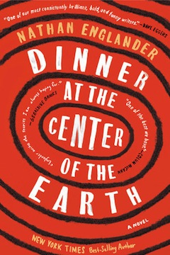 book cover - Dinner at the Center of the Earth