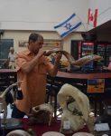 Rosh Hashanah market