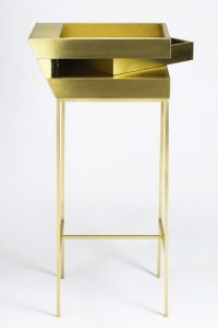 photo - Flamingo Storage Side Table, by Hagit Pincovici