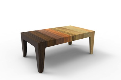 photo - Gradient Cocktail Table by Eli Chissick