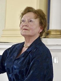 photo - Zuzana Macknight plays Rivka Abelman