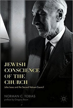 book cover - Jewish Conscience of the Church