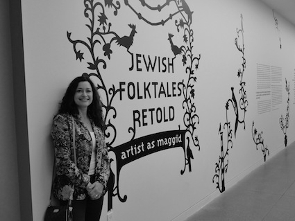 photo - Dina Goldstein was one of the artists whose work was commissioned by the Contemporary Jewish Museum in San Francisco for the exhibit Jewish Folktales Retold: Artist as Maggid