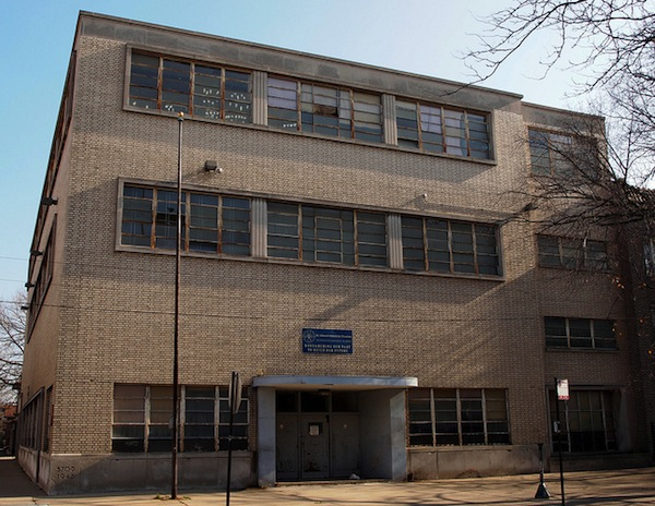 photo - Deborah Rubin Fields went to Hebrew school five days a week in this building owned by South Side Hebrew Congregation. The Men's Club also met there. For awhile her grandfather was the president