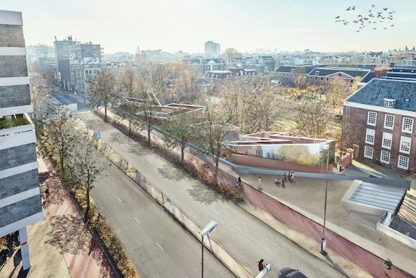 Netherlands builds memorial