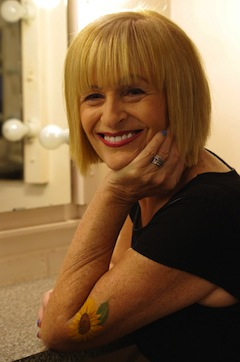 photo - Jewish community member Judy McLellan plays Cora in Metro's Calendar Girls