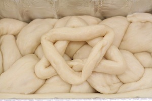 photo - The challah braid represents the unity of everything