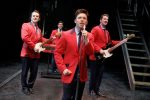 """photo - The Four Seasons of Jersey Boys sings """"Sherry"""""""