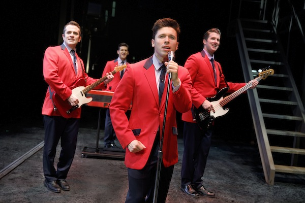 Jersey Boys at Queen E.