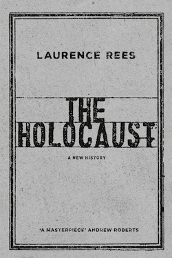 book cover - The Holocaust