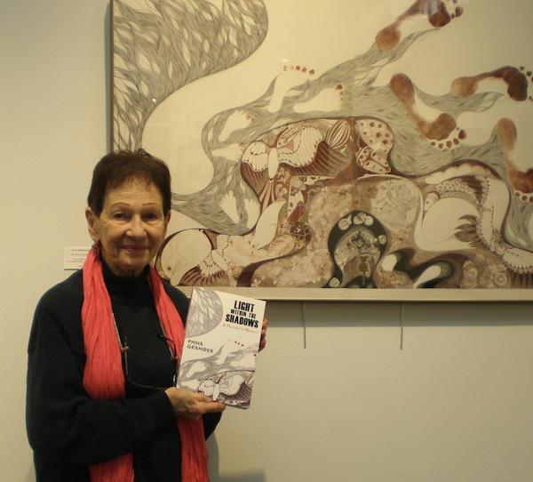 Granirer exhibit, book linked