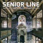 magazine cover - Jewish Seniors Alliance of Greater Vancouver publishes its own magazine, Senior Line, three times a year.