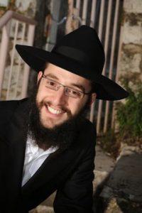 photo - Rabbi Levi Varnai