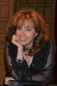 photo - Alexandra Gerson, co-owner of Radio VERA