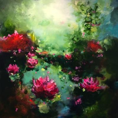 "photo - ""Water Lilies"" by Lauren Morris"