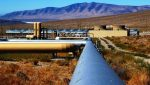 photo - One of Ormat Technologies' geothermal power plants