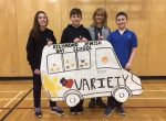 RJDS students help Variety