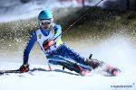 Israel's Olympic alpine skier
