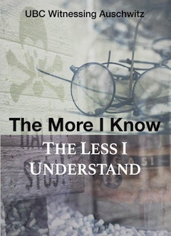 book cover - The More I Know, the Less I Understand