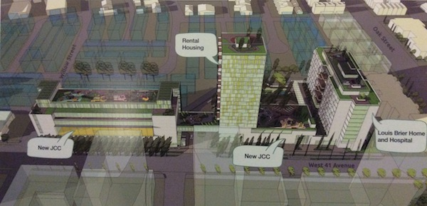 JCC site to be redeveloped?