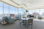photo - On the 14th floor of Edmonton's Our Parents' Home, one can enjoy panoramic views