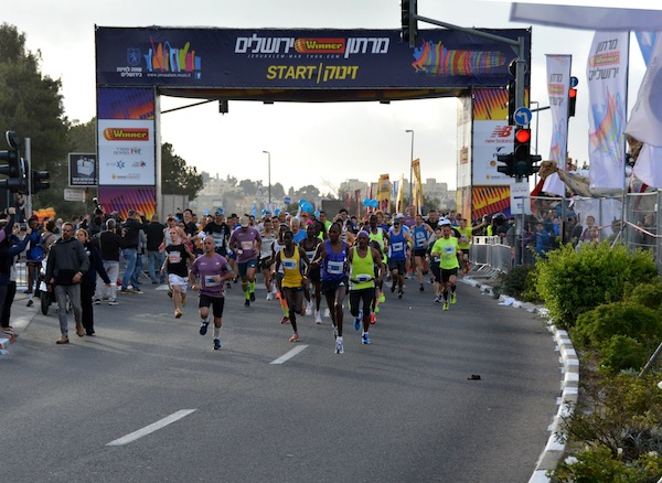A record marathon
