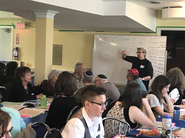 Transforming Judaism