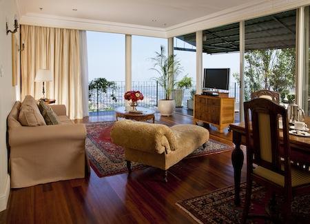 photo - view from a room at Mizpe Hayamim