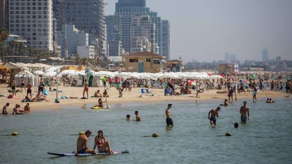 Climate change heats up Israel