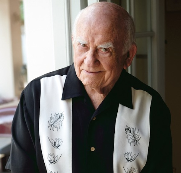 My chat with Ed Asner