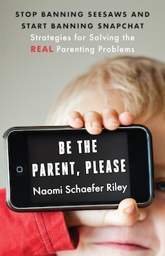 image - Be the Parent, Please book cover