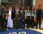 photo - Khalaf and Gawre's family is the 10th to come to Winnipeg thanks to Operation Ezra