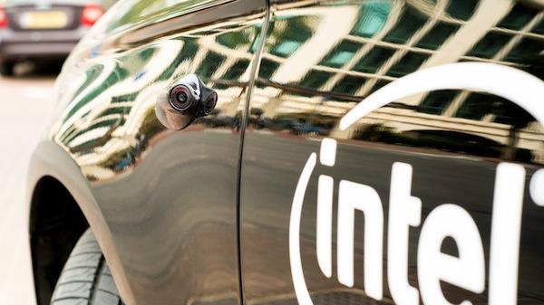 Mobileye's self-driving tech