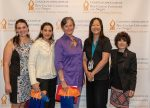 photo - Left to right: Laura Feldman, Dr. Deborah Toiber, Joanne Haramia, Dr. Janet Kushner Kow and Dr. Gloria Gutman