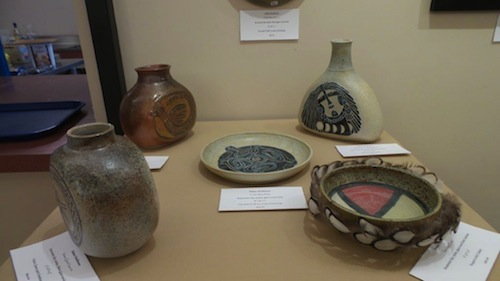 photo - Encounters features a range of artistic genres, including pottery